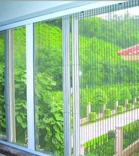 Pleated Mosquito Nets, Insect Screens in Bangalore - Spectra