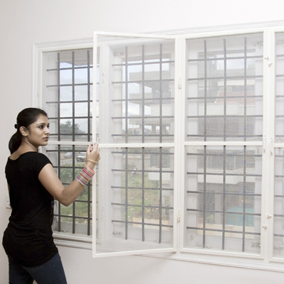 Sleek Mosquito Window Frames
